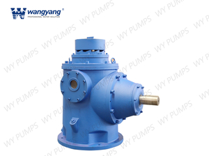 H Series Right Angle Gear Box